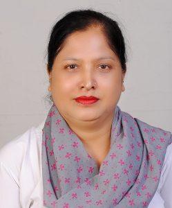 Sarita Malla - Trans Nepal Freight Services
